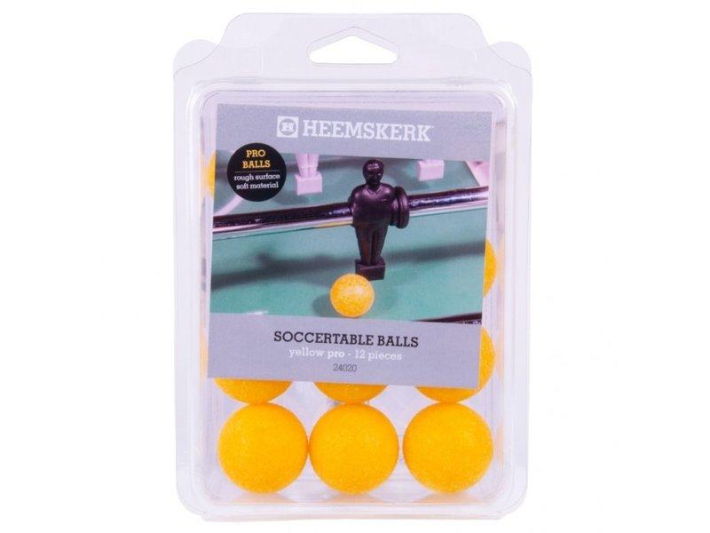 Heemskerk Tafelvoetballetjes Pro per 12