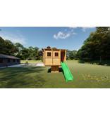 Outdoor Island  Boomhut Speeltoestel Koala hut
