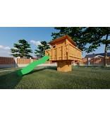 Outdoor Island  Boomhut Speeltoren Villa Panda