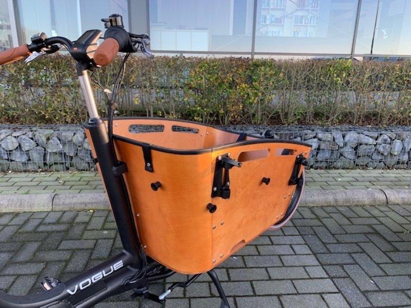 Vogue Carry e-bike tweewieler middenmotor model 2020
