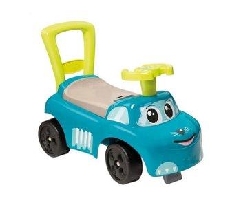 Smoby Loopauto Blauw