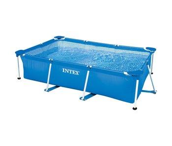 Intex metalen frame zwembad 260x160x65cm