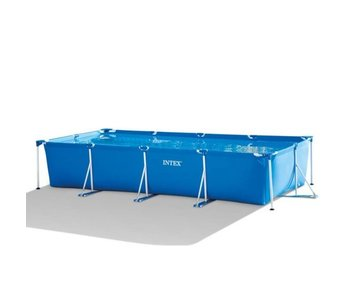 Intex Metalen Frame Pool - 450x220x84