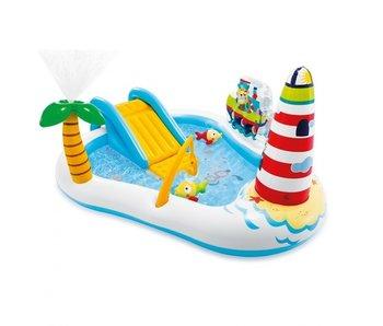 Intex speelzwembad Fishing Fun Play Center 218 x 188 x 99 cm