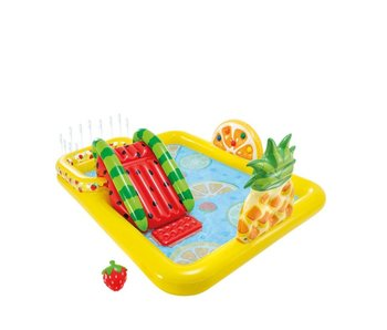 Intex Fun'N Fruity zwembad speelcenter 244x191x91cm