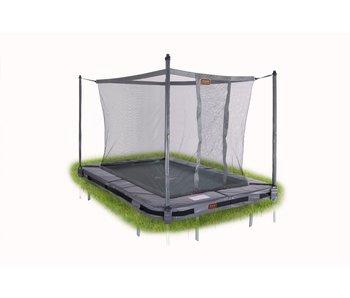 Avyna Pro-Line 340x240 HD+ InGround trampoline met net, grijs