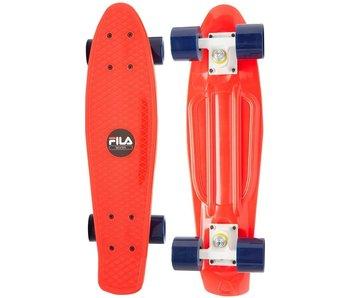 Fila Skateboard - ROOD-ZWART