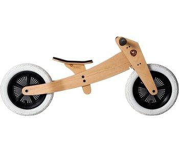 Wishbone houten loopfiets 2 bikes in 1 2020