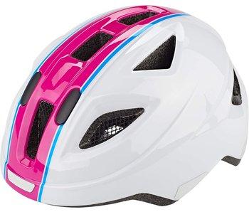 Puky helm kinderen wit/roze 2020 fietshelm