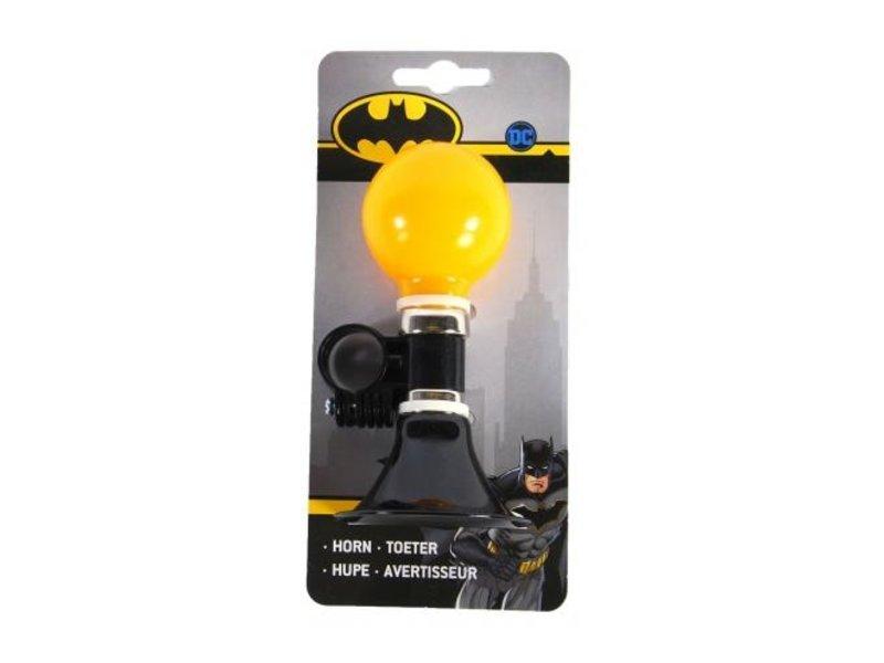 Volare Batman Fietstoeter geel zwart