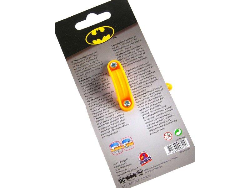 Volare Batman Fietsbel zwart