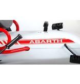 Abarth GoKart wit rood