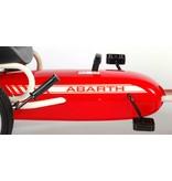 Abarth GoKart rood / wit