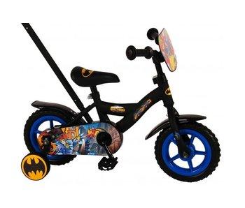 Volare Ultimate Spider-Man Batman 10 inch jongensfiets rood
