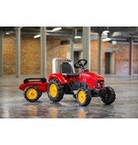 Falk Supercharger Traptractor rood
