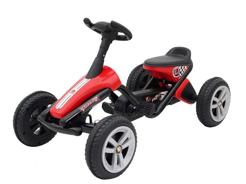 Volare Mini Skelter 10 inch rood