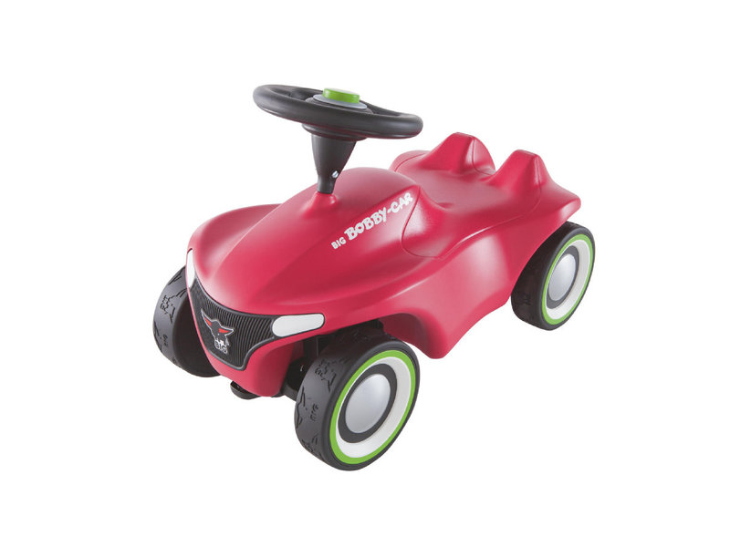 BIG Bobby Car Neo rood/roze