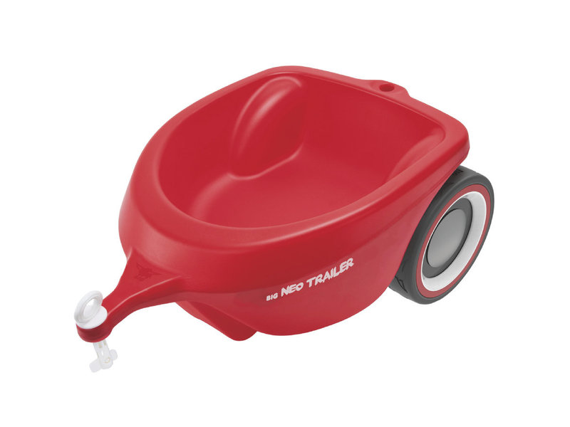 BIG Bobby Car Neo Trailer rood