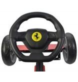 Volare Scuderia Ferrari Go Kart - Klein - Rood