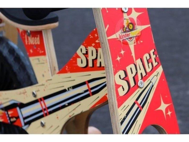 Kinderfeets Retro - Rocket loopfiets