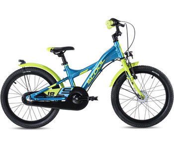 S'COOL XXlite alloy street, 18 inch, 3-S