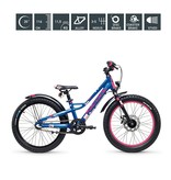 S'COOL faXe 20 inch, 3-S, scool kinderfiets