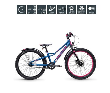 S'COOL faXe race 24 inch 7-S