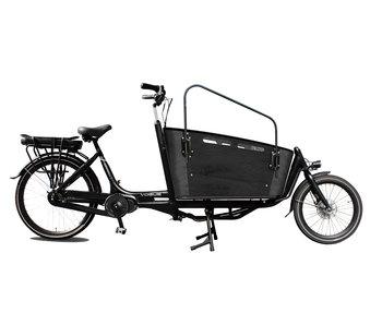 Vogue E-bike bakfiets Carry tweewieler 7SP nexus