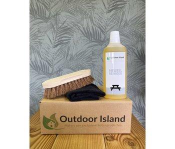 Outdoor Island  Reinigingsset