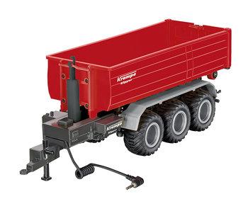 Siku Control 6786 3-assige haaklift trailer 1:32