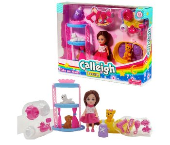 Calleigh Mini Grote Speelset