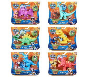 Paw Patrol Dino Rescue Action Pack Pups