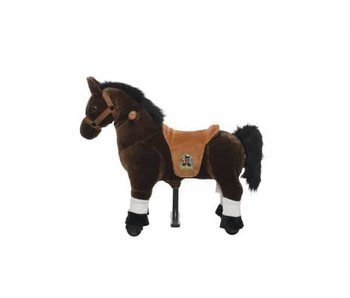 Animal Riding Paard Amadeus bruin XS / Mini