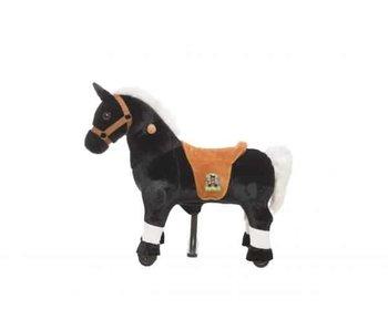 Animal Riding Paard Amadeus zwart XS / Mini