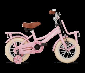Popal  Cooper 12 inch Meisjesfiets Roze