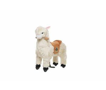 Animal Riding Alpaca Myla XS / Mini