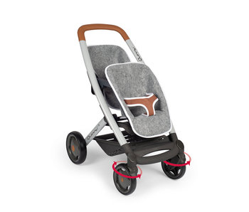 Smoby Quinny twin poppenwagen