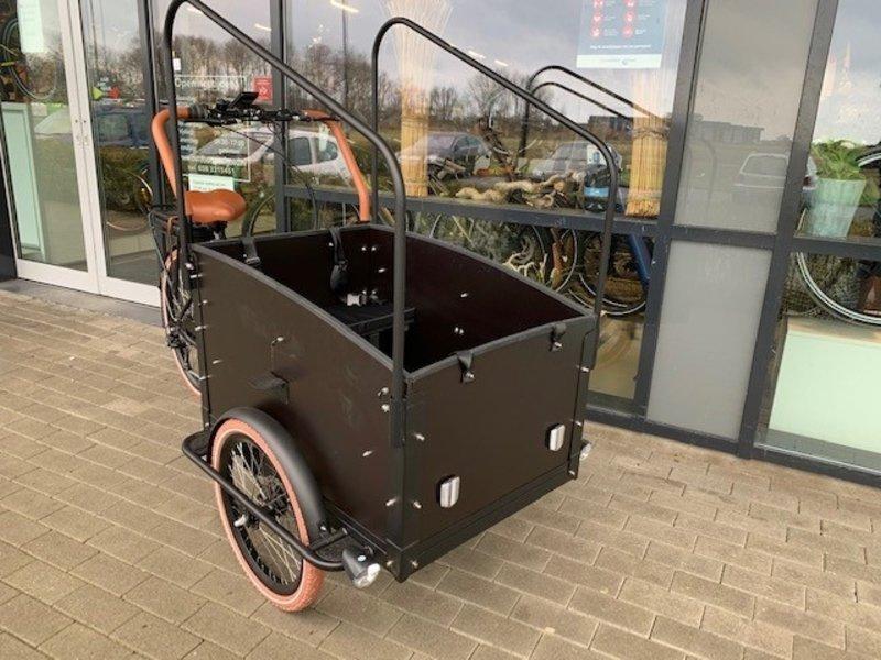 Troy Elektrische Bakfiets model 2021