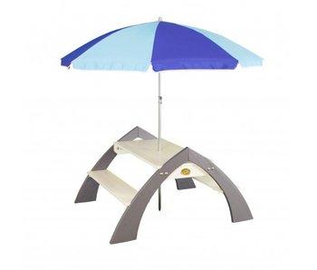 Axi Picknicktafel Kylo met parasol