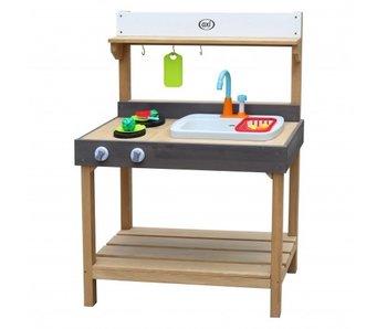 Axi Rosa zand & water speelkeuken
