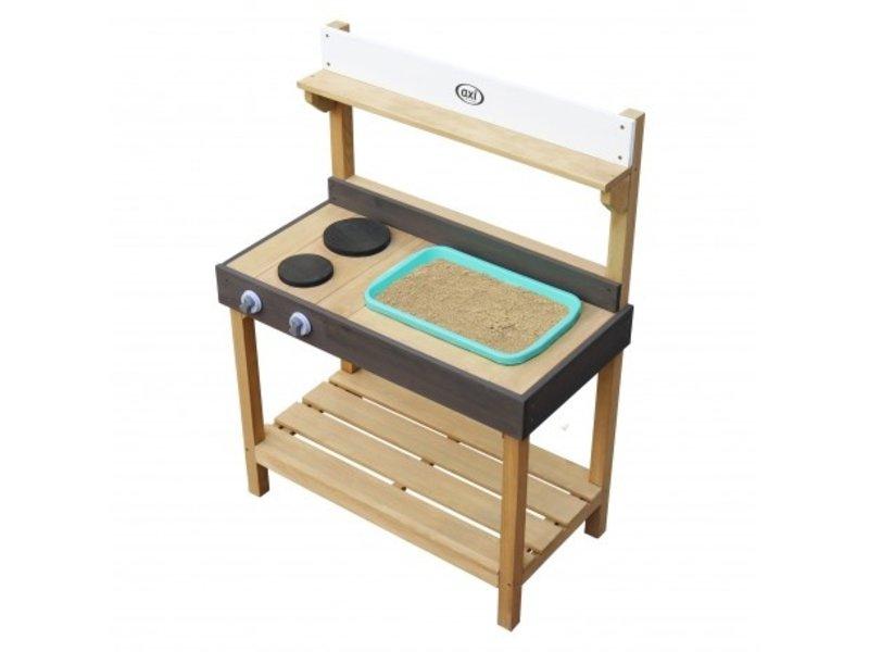Axi Rosa zand & water speelkeuken medium