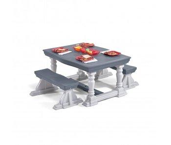 Step2 picknick tafel 3 delig