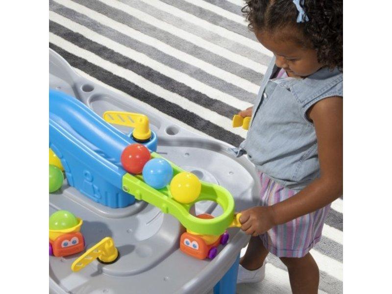 Step2 Ballen speeltafel