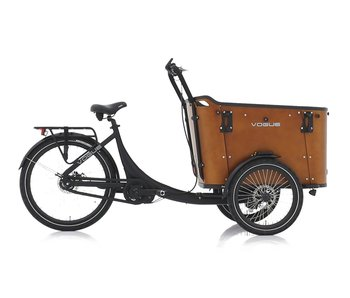 Vogue Superior DELUXE e-bakfiets