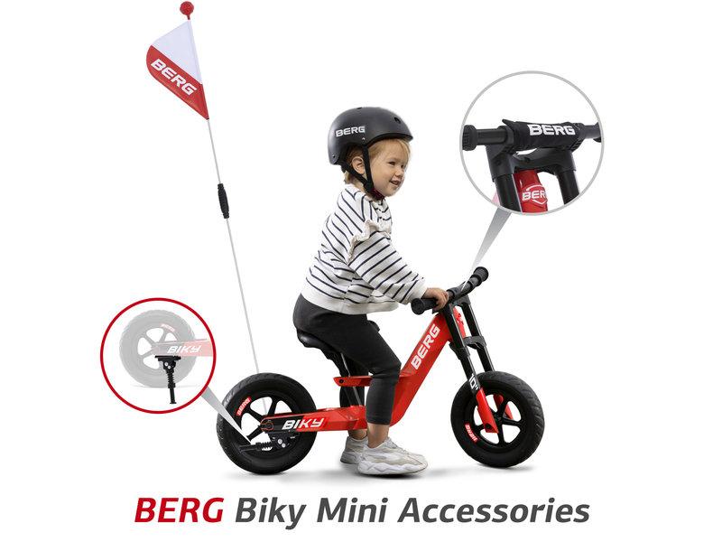 BERG Biky Mini Red loopfiets
