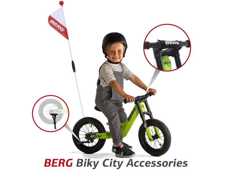 BERG Biky City Green loopfiets