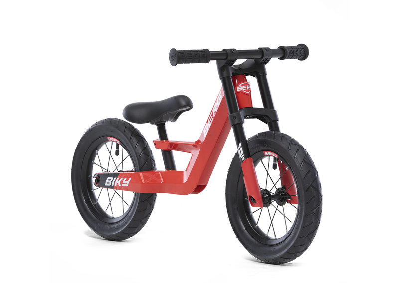 BERG Biky City Red loopfiets