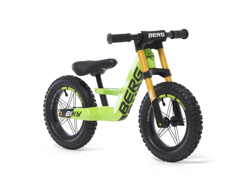 BERG Biky Cross Green loopfiets