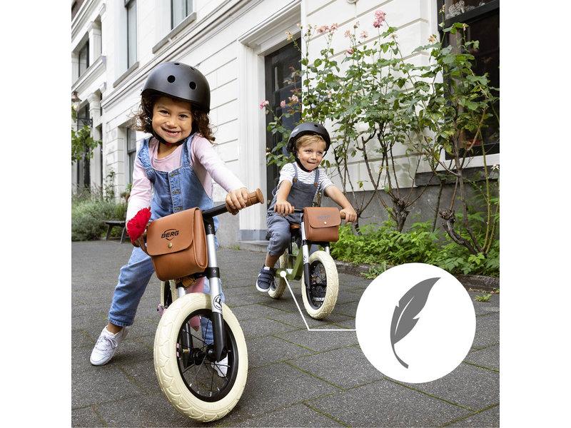 BERG Biky Retro Green loopfiets