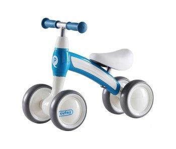 Volare Q-Play Cutey Ride On loopfiets blauw